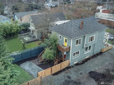 Seattle Multi Family Home For Sale: 1463 22nd Ave