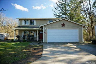 Rochester WA Single Family Home For Sale: $369,900