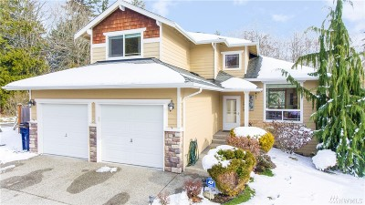 Stanwood Single Family Home For Sale: 13929 76th Ave NW