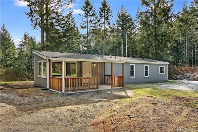 Pierce County Single Family Home For Sale: 219 Tiedman Rd KPN