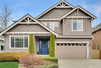 Snoqualmie Single Family Home For Sale: 8512 Bybee Ct SE