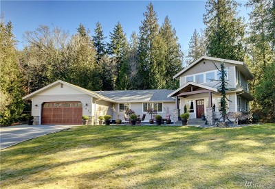 Bellingham Single Family Home For Sale: 1510 Rocky Rd
