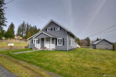 Montesano Single Family Home For Sale: 82 Glenn Rd N