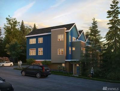 Shoreline Single Family Home For Sale: 409 NE 155th St #B