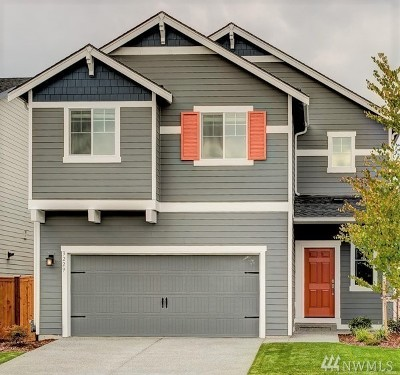 Lacey Single Family Home Contingent: 3104 Gladiator St NE #38