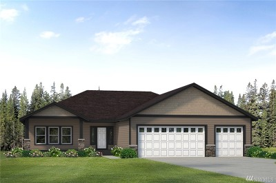 Hansville Single Family Home Pending Inspection: 38639 Benchmark Ave NE