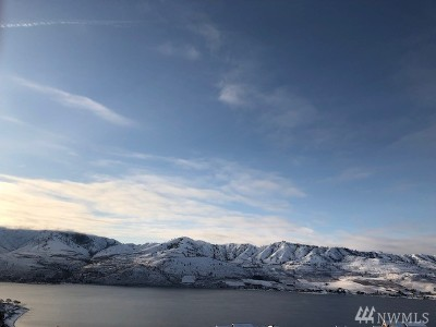 Chelan, Chelan Falls, Entiat, Manson, Brewster, Bridgeport, Orondo Residential Lots & Land For Sale: 100 Sky Harbor Dr