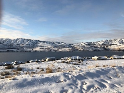 Chelan, Chelan Falls, Entiat, Manson, Brewster, Bridgeport, Orondo Residential Lots & Land For Sale: 100 Heavenly Place Dr