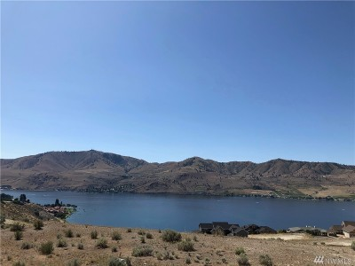 Chelan, Chelan Falls, Entiat, Manson, Brewster, Bridgeport, Orondo Residential Lots & Land For Sale: 104 Heavenly Place Dr