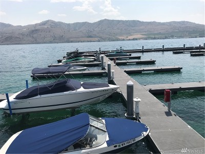 Chelan, Chelan Falls, Entiat, Manson, Brewster, Bridgeport, Orondo Residential Lots & Land For Sale: 120 Heavenly Place Dr