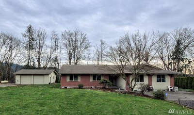Sedro Woolley Single Family Home For Sale: 19956 Park Ridge Lane