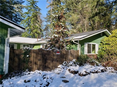 Olympia Single Family Home For Sale: 4413 Highline Dr SE