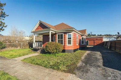 Chehalis Single Family Home For Sale: 544 Rhode Island Ave