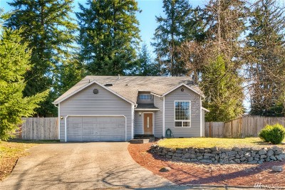 Bonney Lake Single Family Home For Sale: 11601 210th Ave E