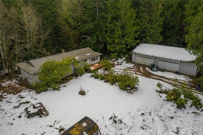 Gig Harbor Single Family Home For Sale: 8419 58th Ave NW