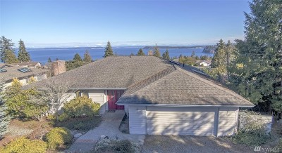 Port Ludlow WA Single Family Home For Sale: $599,000
