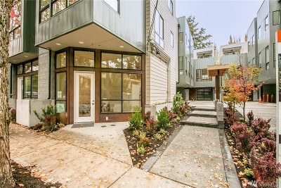 Seattle Commercial For Sale: 1115 34th Ave #A