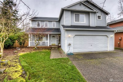 Bonney Lake Single Family Home For Sale: 7222 203rd Ave E
