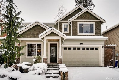 Woodinville Single Family Home For Sale: 20344 134th Ave NE