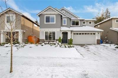 Lynnwood Single Family Home For Sale: 5410 165th Place SW