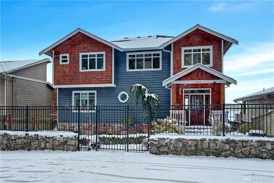 Camano Island Single Family Home For Sale: 2821 Tillicum Beach Dr