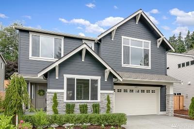 Kirkland Single Family Home For Sale: 12811 94th Lane NE