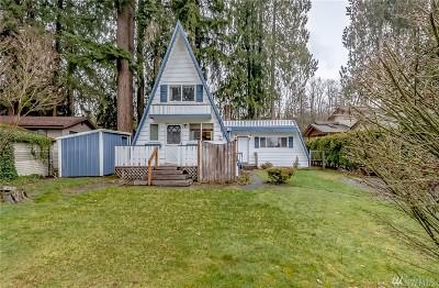 Granite Falls Single Family Home For Sale: 11305 184 Dr NE