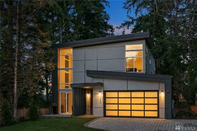Mercer Island Single Family Home For Sale: 3208 89th Place SE
