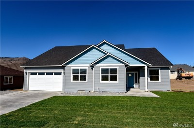 Chelan County Single Family Home For Sale: 36 Starlight Ave