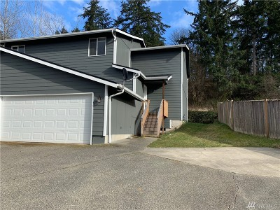 Pierce County Rental For Rent: 7322 163rd St E