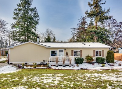 Edgewood Single Family Home For Sale: 2412 94th Ave E