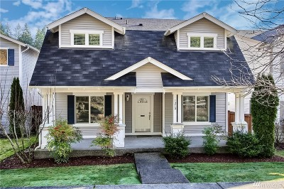 Dupont Single Family Home For Sale: 1210 Burnside Place