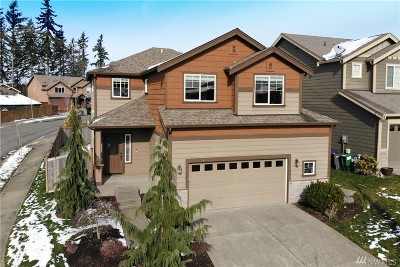 Maple Valley Single Family Home For Sale: 22402 SE 282nd Ct