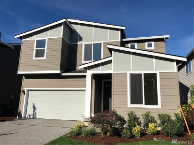Kent Single Family Home For Sale: 24323 106th (Lot 03) Place SE
