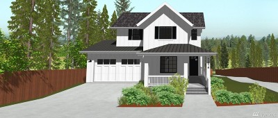 Bellingham WA Single Family Home For Sale: $799,000