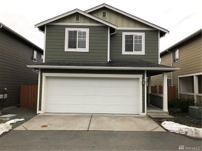 Marysville Condo/Townhouse For Sale: 4839 147th Place NE