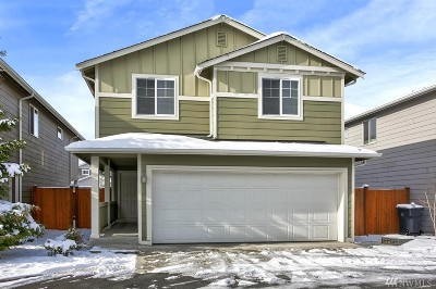 Marysville Single Family Home For Sale: 14705 47th Ave NE