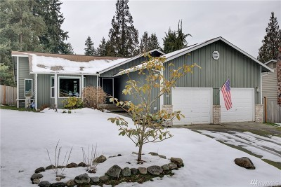 Everett Single Family Home For Sale: 4803 126th St SE