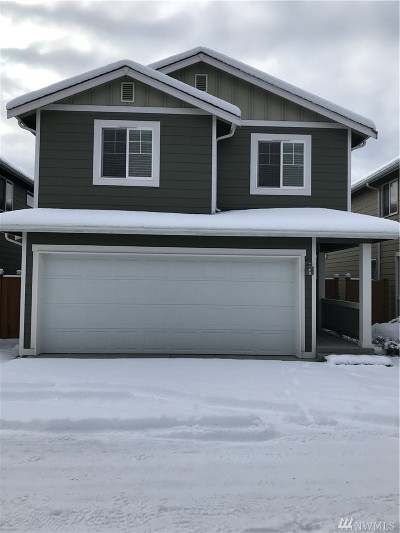 Marysville Single Family Home For Sale: 4839 147th Place NE