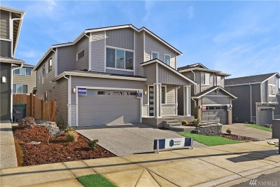 Lake Stevens Single Family Home For Sale: 2315 115th Ave SE #Lot41