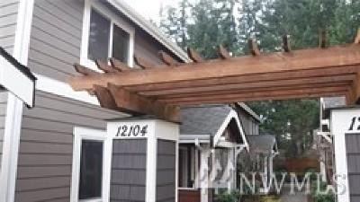 Pierce County Rental For Rent: 12104 113th Av Ct E #13