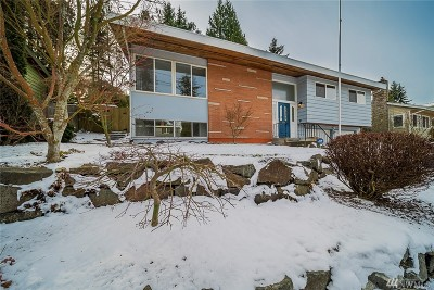 Edmonds Single Family Home For Sale: 640 Birch St