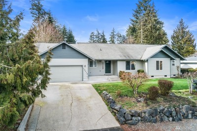 Puyallup Single Family Home For Sale: 10012 75th Ave E