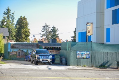 Seattle Commercial For Sale: 7034 15th Ave NW