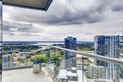 Bellevue Condo/Townhouse For Sale: 10700 NE 4th St #4002
