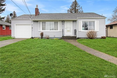 Tacoma Single Family Home For Sale: 7216 S Bell St