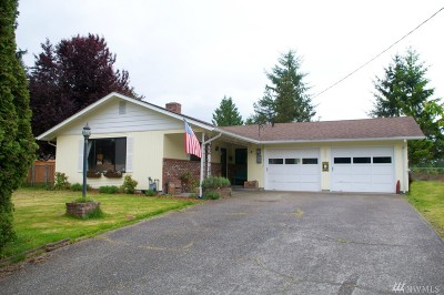 Olympia Single Family Home For Sale: 351 Choker St SE