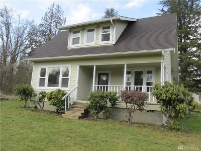 Skagit County Single Family Home For Sale: 24259 Walker Valley Rd