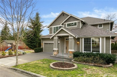 Kirkland Single Family Home For Sale: 13961 127th Place NE