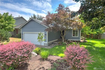 Maple Valley Single Family Home For Sale: 23031 SE 282nd Ct
